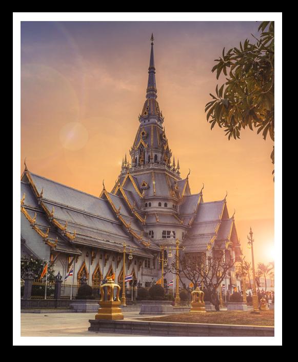 Lille thailand