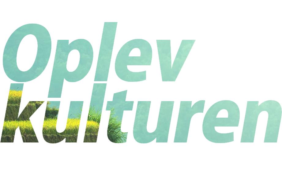 Oplev kulturen tekst